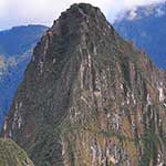 Machu Picchu in the morning sunshine...