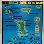 Where the well-informed divers are diving...
